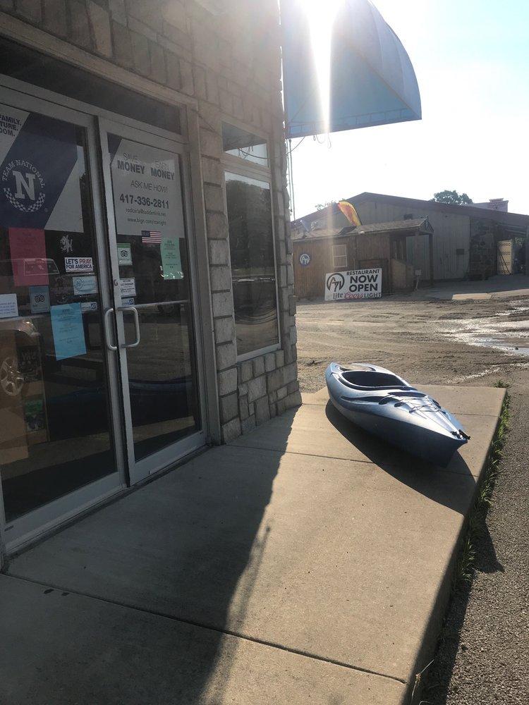 Kayak Branson: 5403 State Hwy 165, Branson, MO