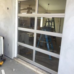 Photo Of Diamond Garage Door Service   Phoenix, AZ, United States. This  Glass