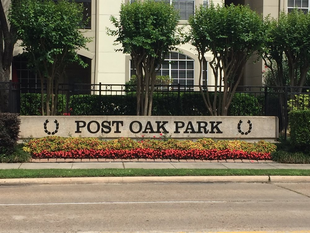 Post Oak Park Apartments