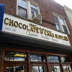 Chocolate clothing store on liberty ave