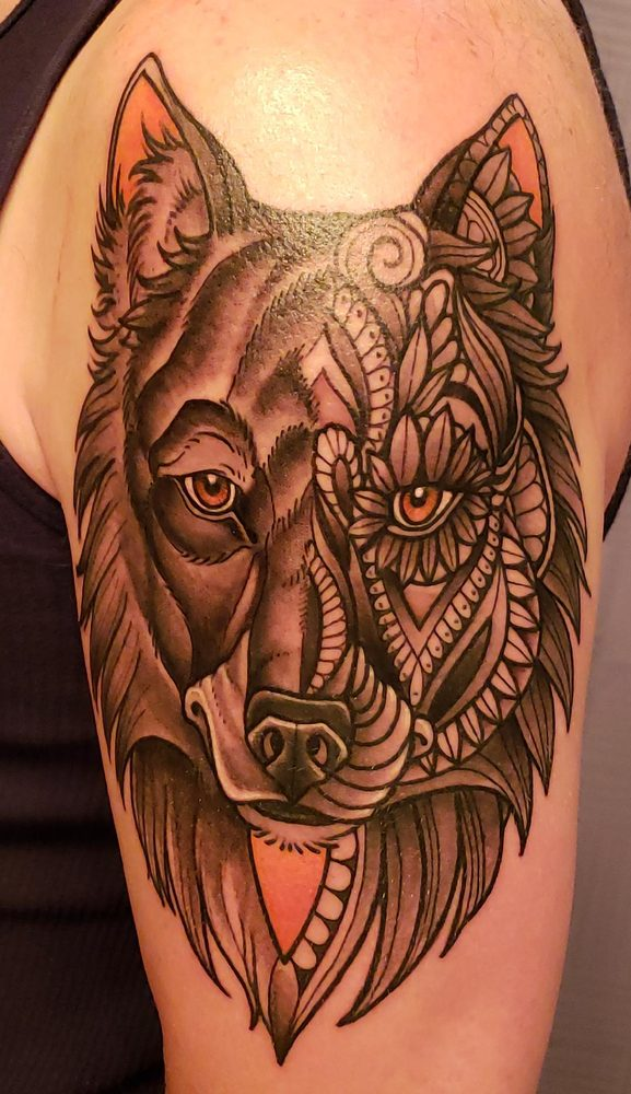 Voodoo Monkey Tattoo: 2070 W 25th St, Cleveland, OH