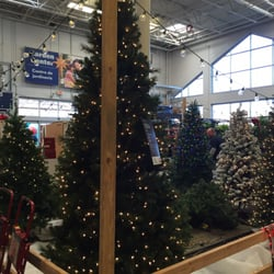 photo of lowes of manchester ct manchester ct united states indoor christmas - Christmas Tree Clearance Sale Lowes