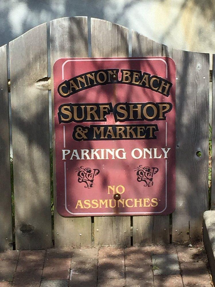 Cannon Beach Surf: 1088 S Spruce St, Cannon Beach, OR