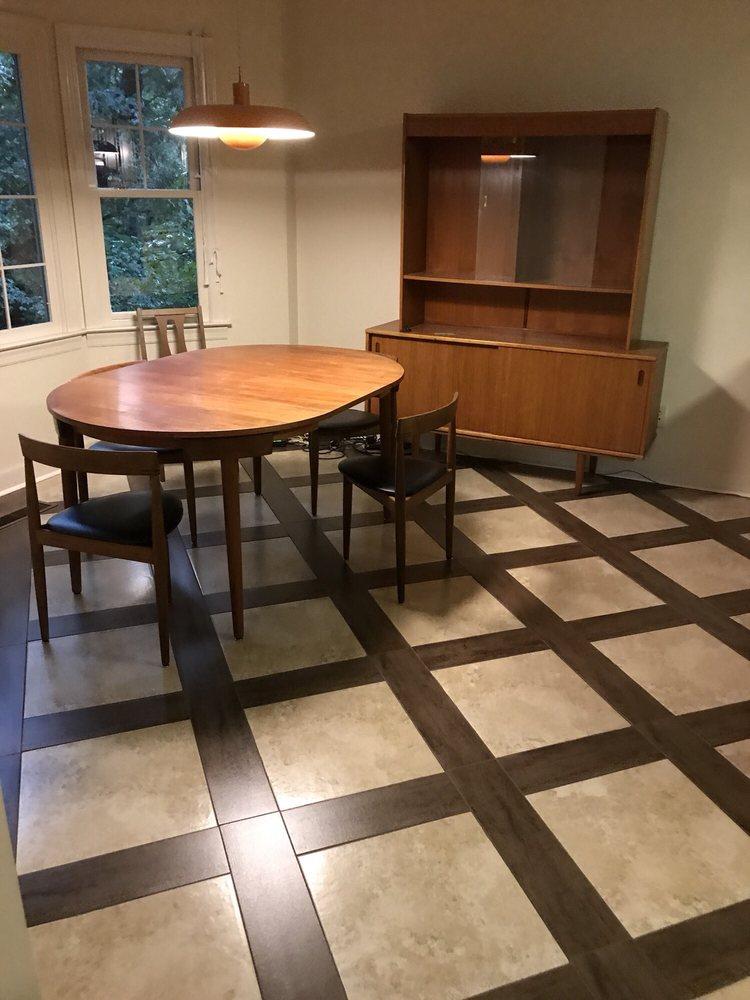 Precision Floor: Maylene, AL