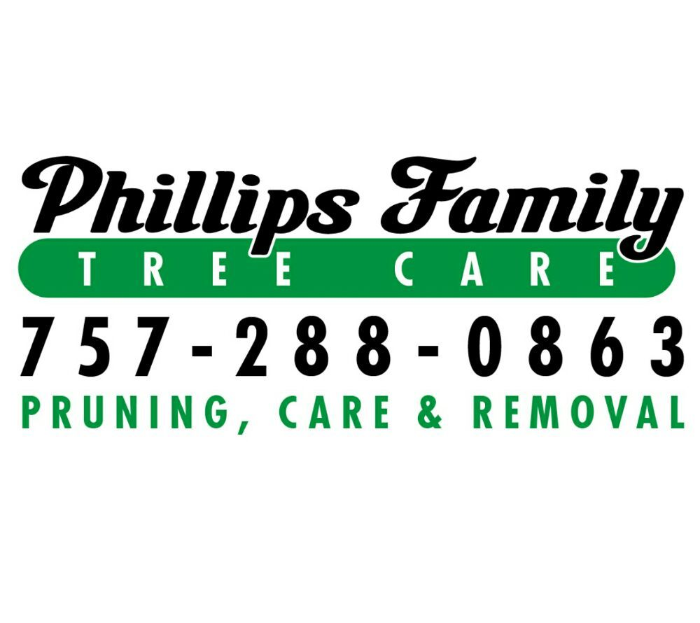 Phillips Family Tree Care