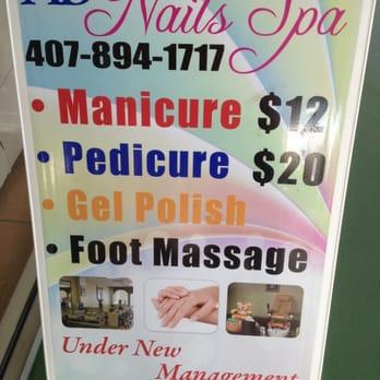 AB Nails Salon - 23 Photos & 22 Reviews - Nail Salons - 3207 Curry ...