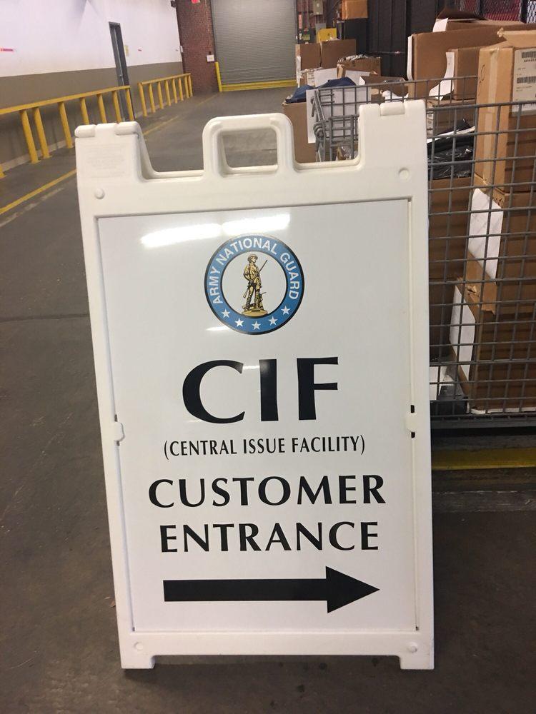 Defense Supply Center Richmond: 8000 Jefferson Davis Hwy, Richmond, VA