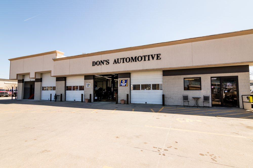 Don's Automotive: 2025 W Broadway, Council Bluffs, IA