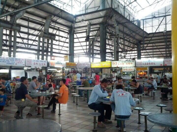 Sunshine Market Food Court - Food Court - Jalan Mayang Pasir