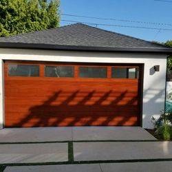 Photo Of Top Notch Garage Doors Chatsworth Ca United States Wood Imitation