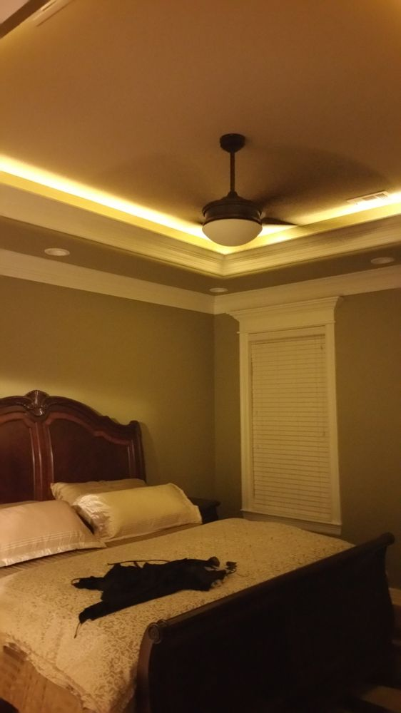 Photo Of Right Choice Electrical Solutions Cypress Tx United States Master Bedroom