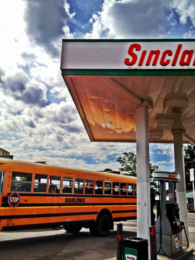 Canyon Corner/Sinclair Gas: 35 W Hopper Ave, Cambridge, ID
