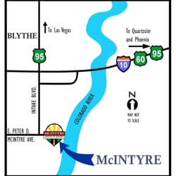 Destiny Mcintyre Rv Resort Campgrounds Blythe Ca