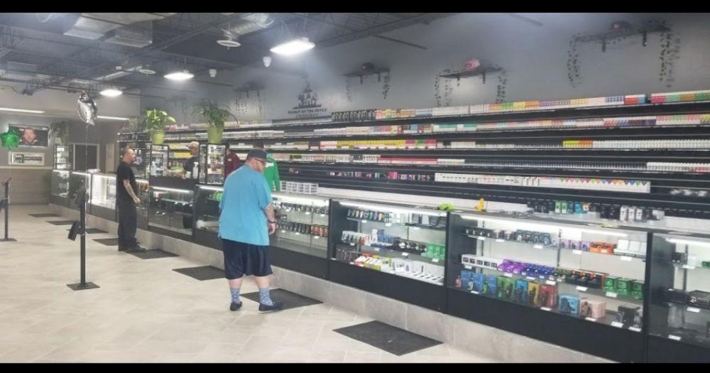 Planet Of The Vapes: 933 N Leavitt Rd, Amherst, OH
