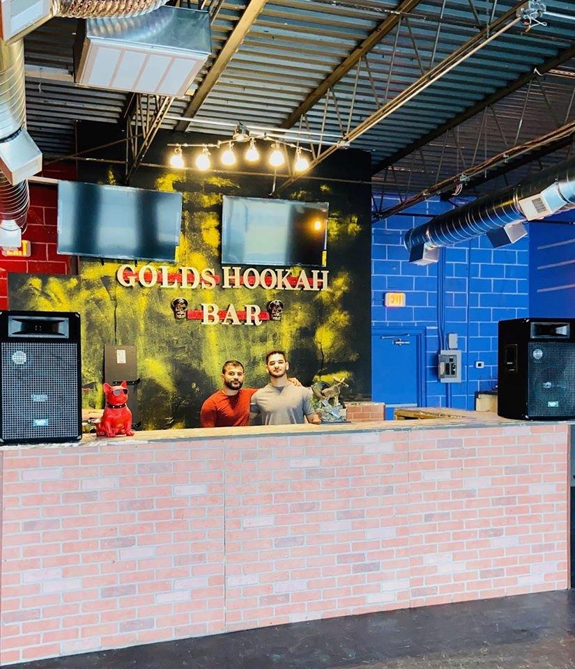 Golds Hookah Bar: 24W445 Lake St, Roselle, IL