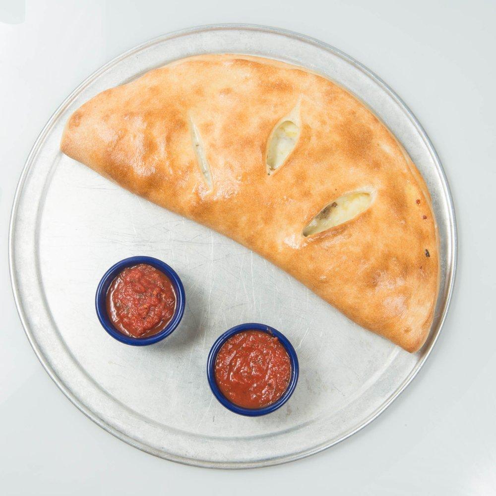 Food from Zeno's Italian Grill