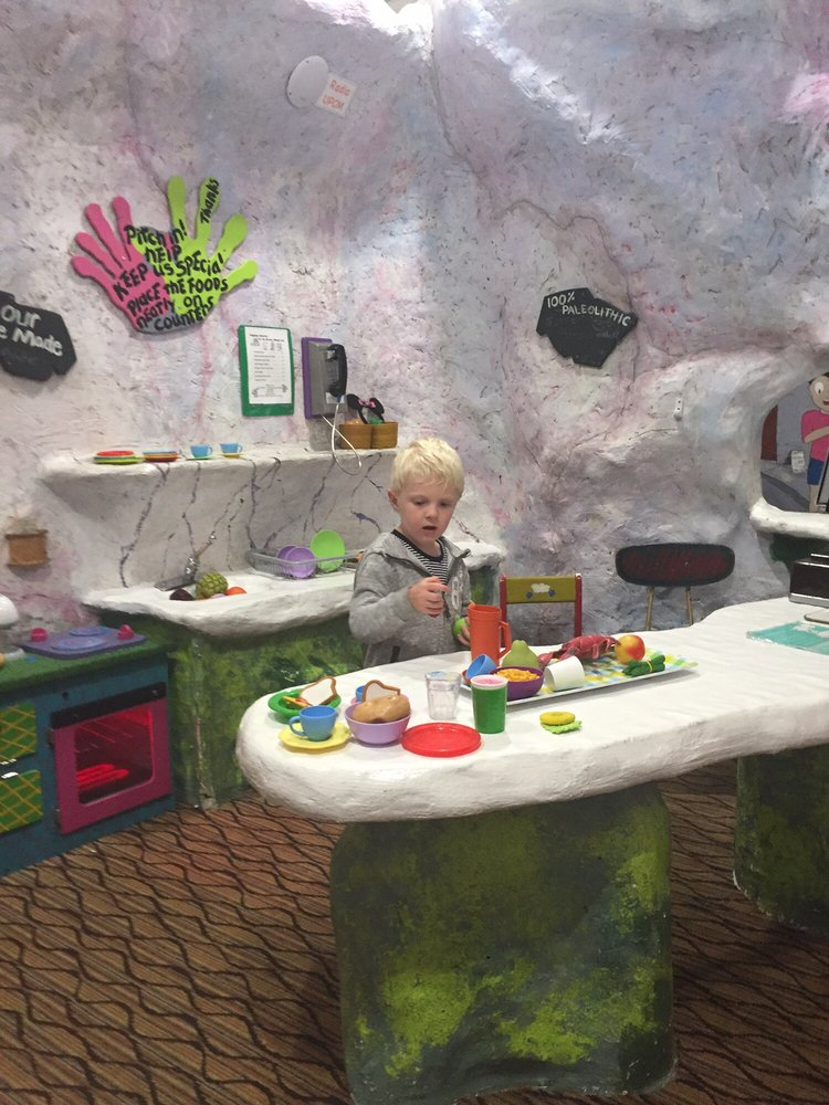 Social Spots from Upper Peninsula Children's Museum