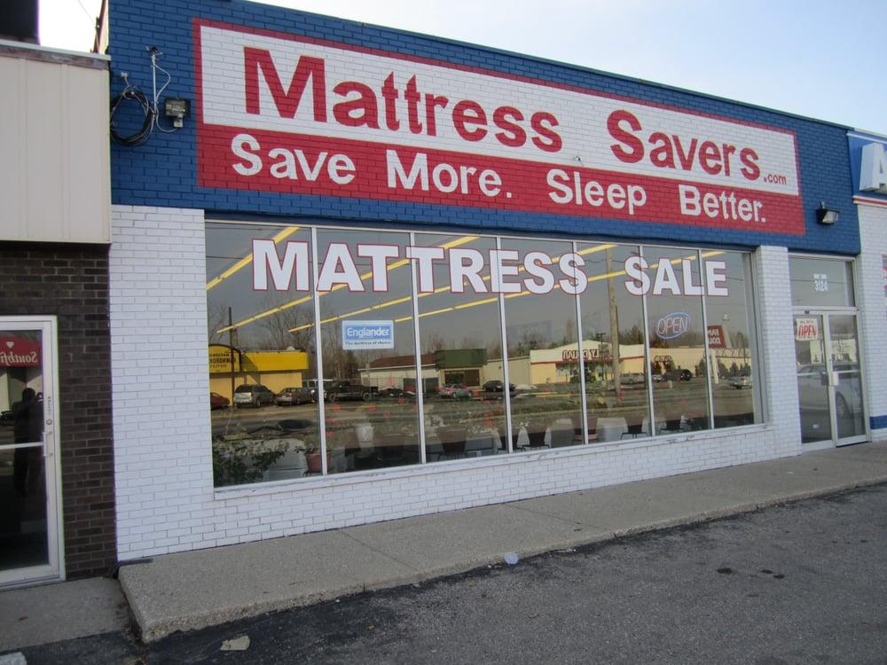 Mattress Savers Bed Shops 3124 S Dort Hwy Flint MI