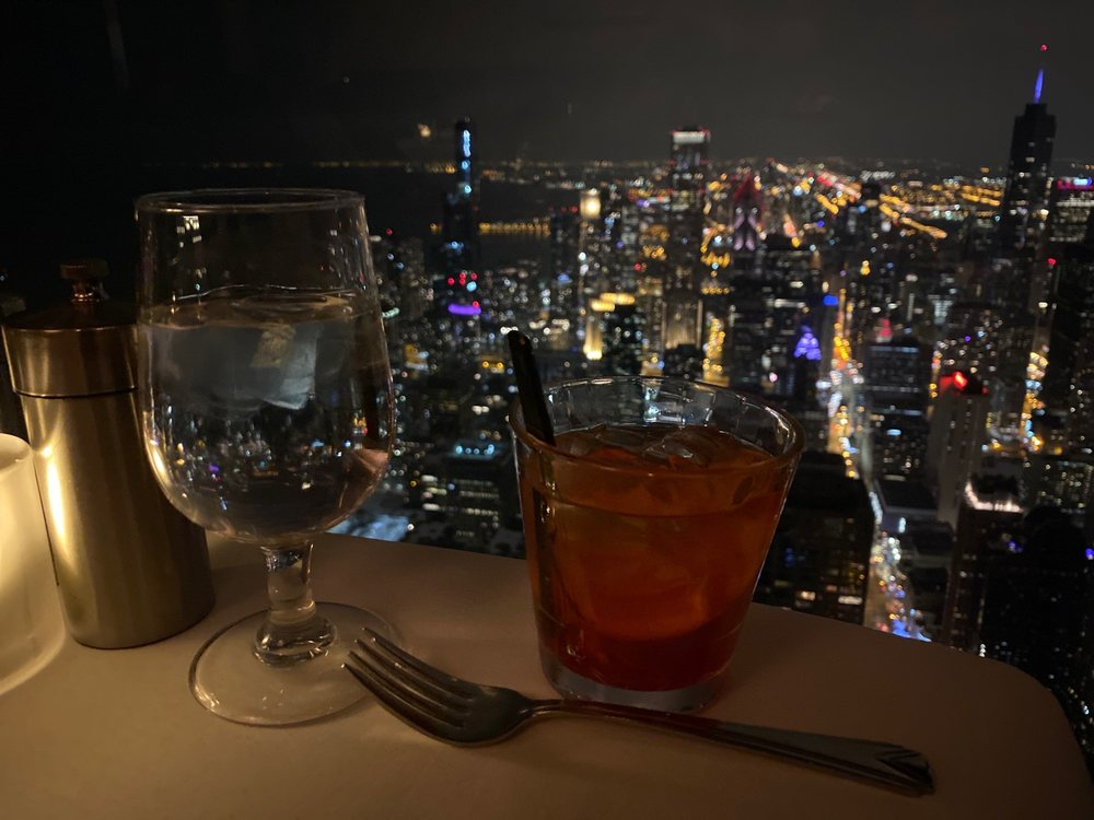 Social Spots from The Signature Room at the 95th