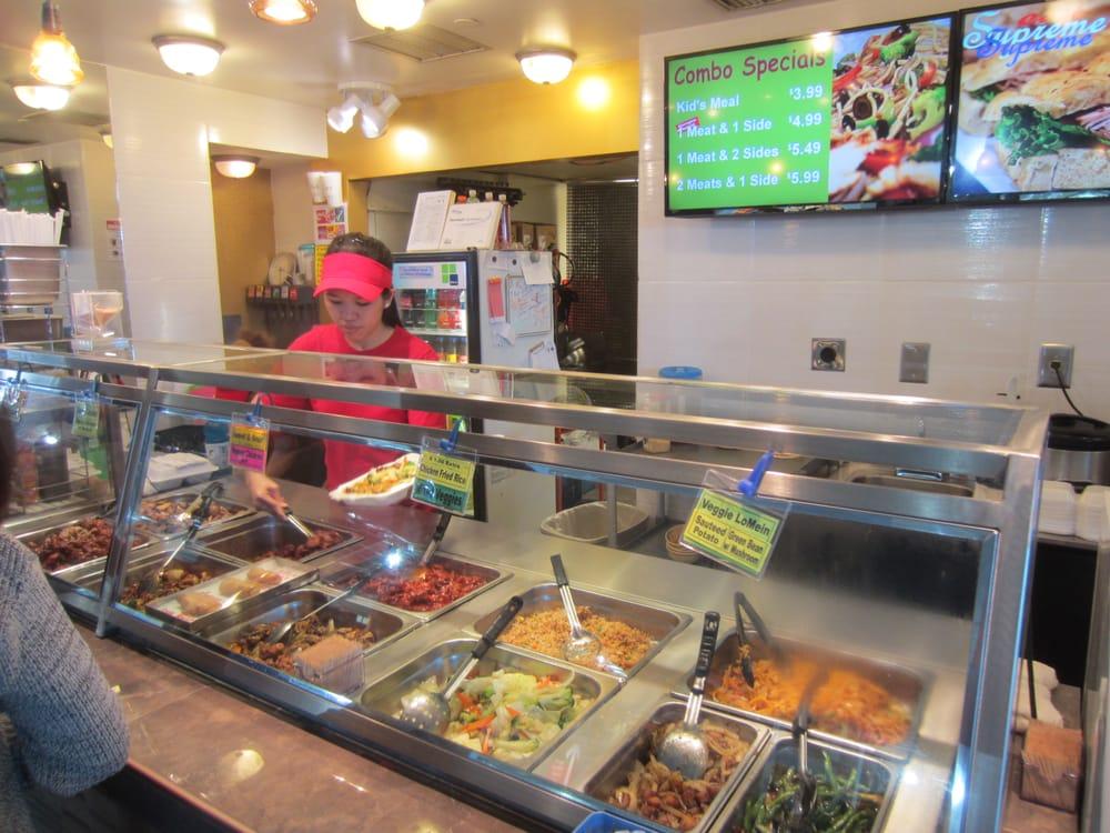Food Near Lenox Mall