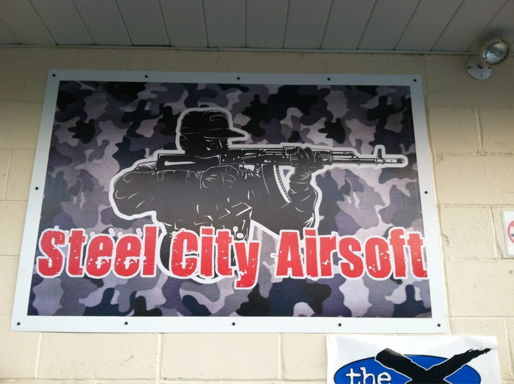 Steel City Airsoft: 24 Furnace St, McKees Rocks, PA