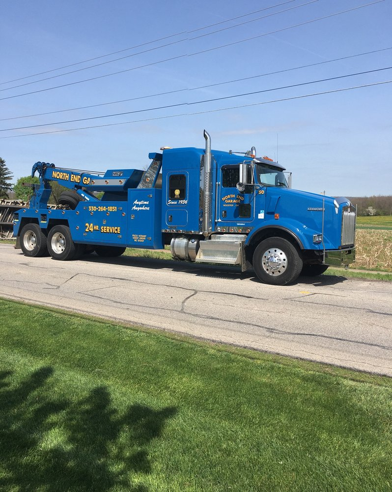 Towing business in Wooster, OH
