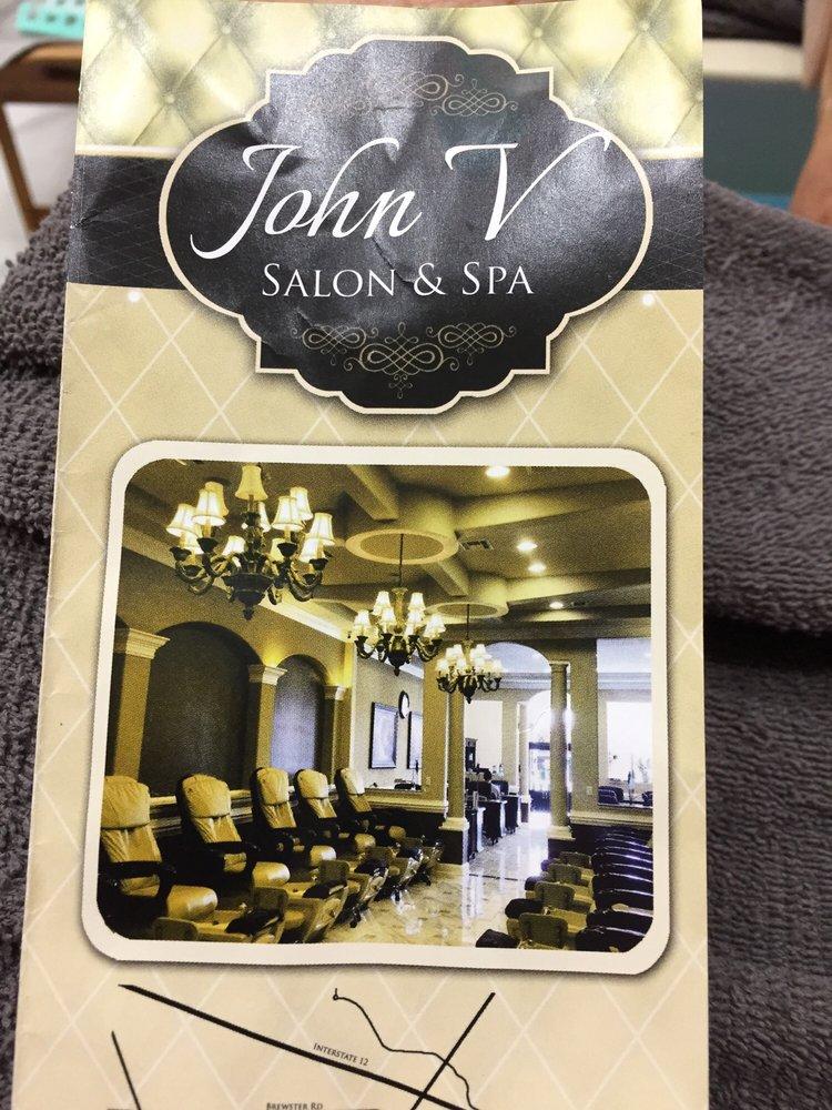 John V Salon and Spa: 69356 Hwy 21, Covington, LA