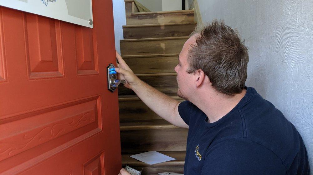 Sentinel Lock and Door: Casper, WY