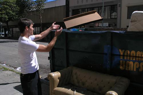 Dynamic Dumpsters: 1434 Huckleberry Ln, Abilene, TX