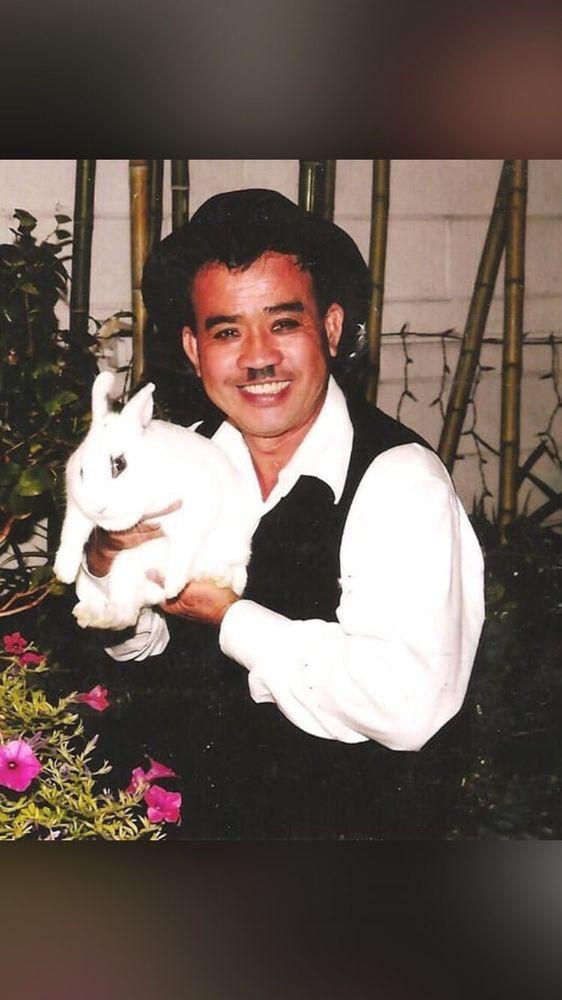 Minh Tran - Magician: Los Angeles, CA