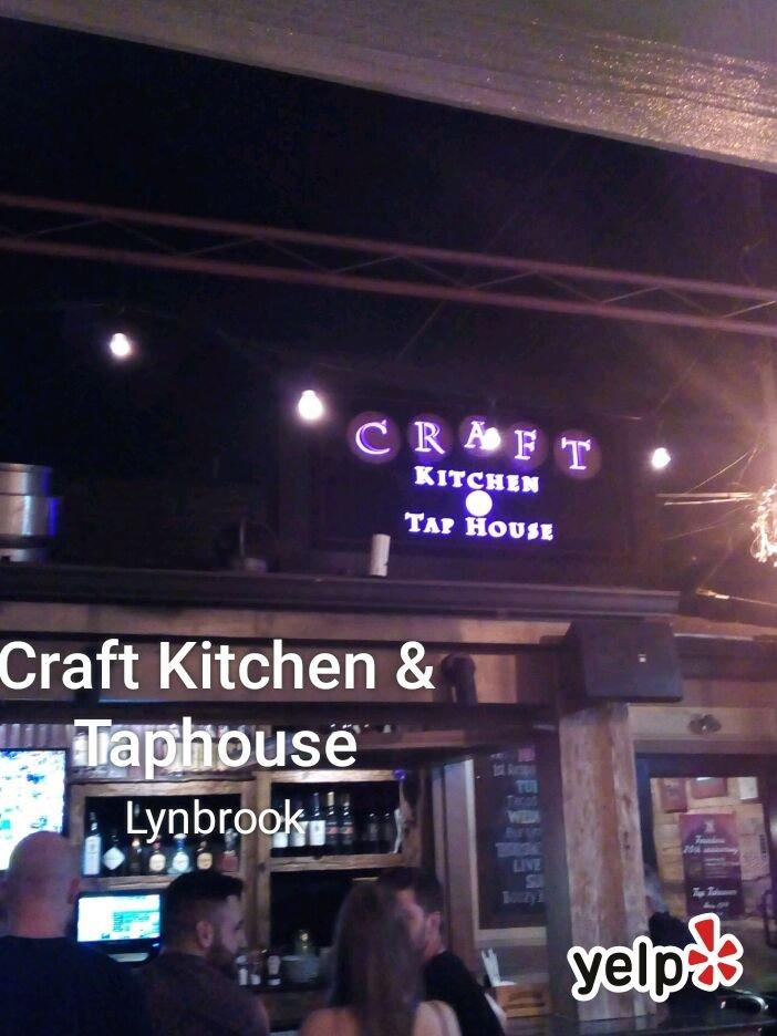Craft Kitchen Tap House Lynbrook Ny