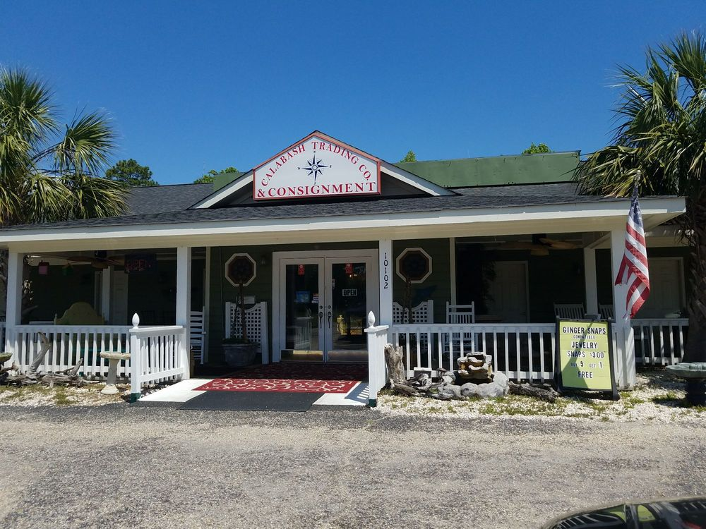 Calabash Trading Co & Consignment: 10124 Beach Dr SW, Calabash, NC