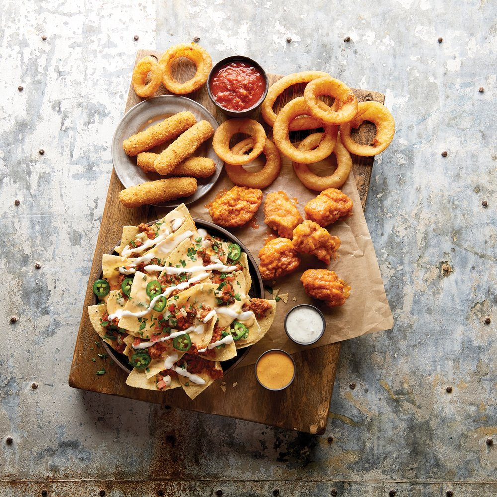 Food from Buffalo Wild Wings