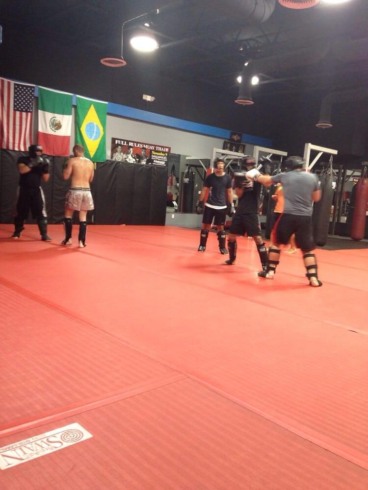 X-Fit Fitness & Combat Sports: 7223 Church St, Highland, CA