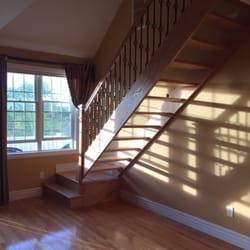 Photo Of NYNJ Contracting   Staten Island, NY, United States. Open Riser Oak