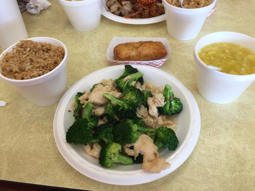 Food from Casual Chinese