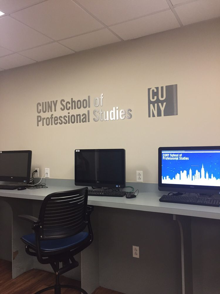 CUNY School of Professional Studies - 2019 All You Need to