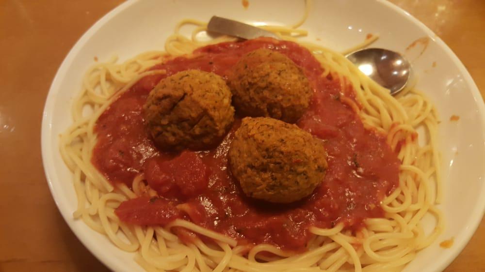 Spaghetti And Meatballs Yelp