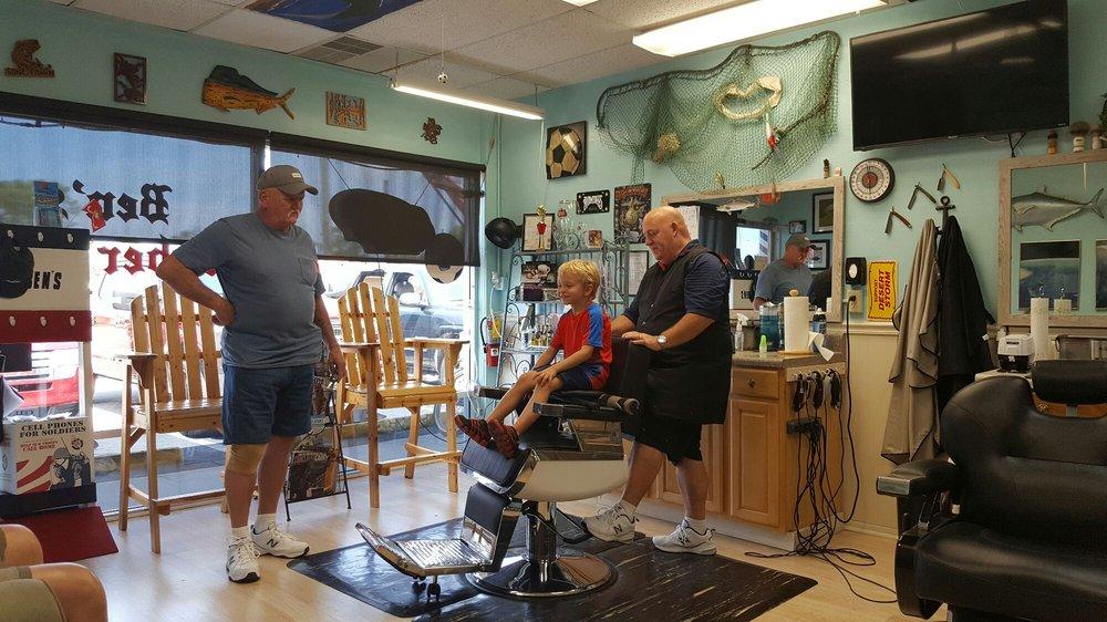 Ben's Barbershop: 121 S Indiana Ave, Englewood, FL