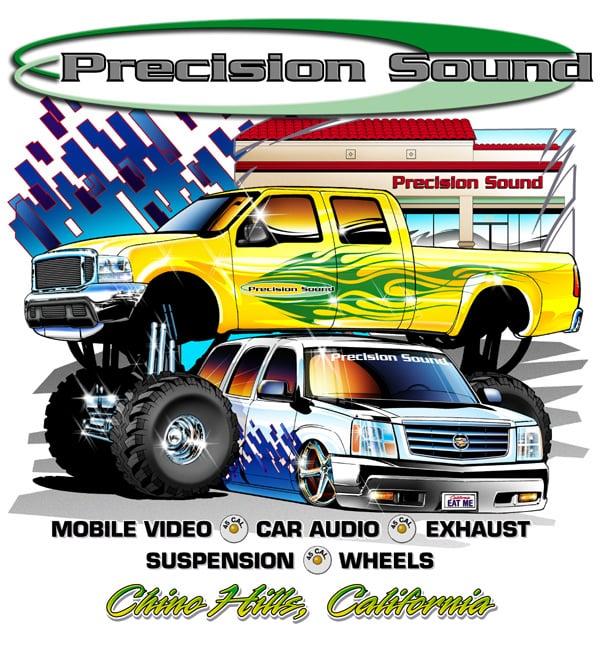 Precision Sound: 4200 Chino Hills Pkwy, Chino Hills, CA