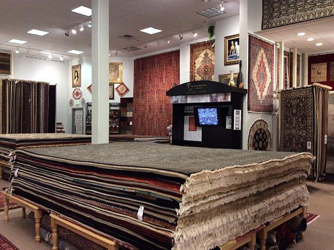 Aladdin's Rug Gallery