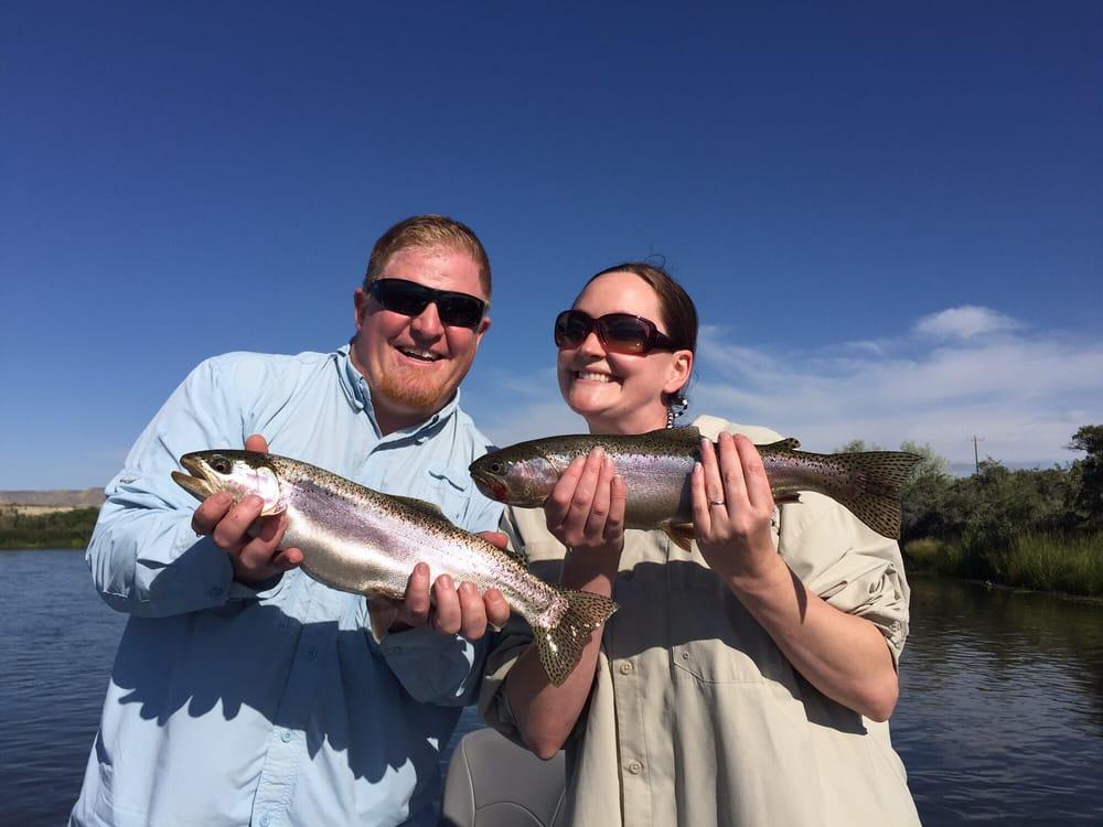 Crazy Rainbow Fly Fishing: 13800 State Hwy 220, Casper, WY