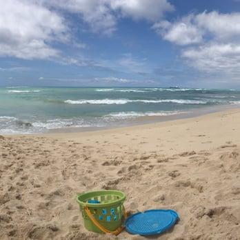 Photo Of White Plains Beach Ewa Hi United States
