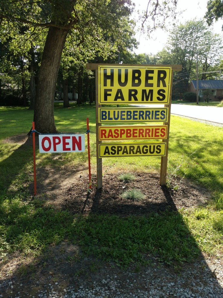 Huber Blueberry Farms: 4600 US-6, Union Mills, IN