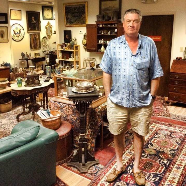 Jack Lampman Antiques