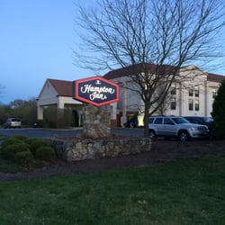 Photo Of Hampton Inn Franklin Ma United States A Very Nice Hotel
