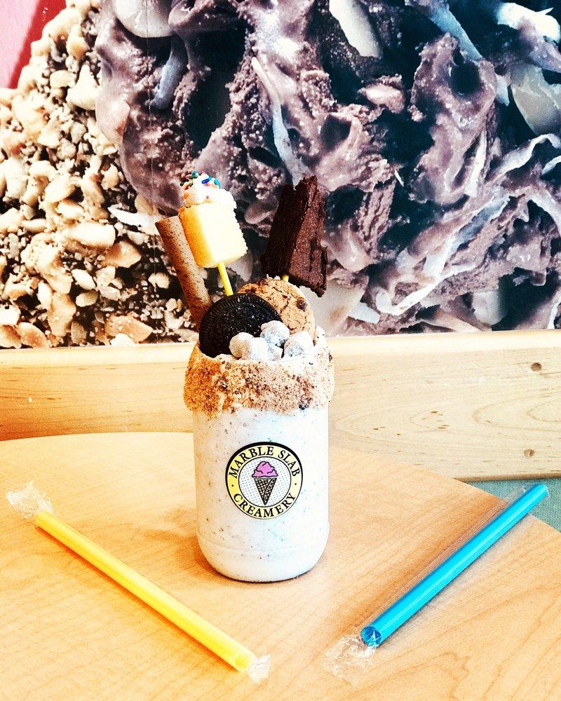 Marble Slab Creamery: 4553 Sherwood Way, San Angelo, TX