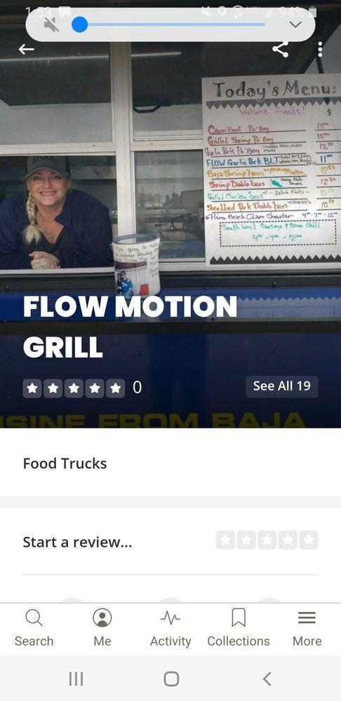 FLOW Motion Grill: Lake Kiowa, TX
