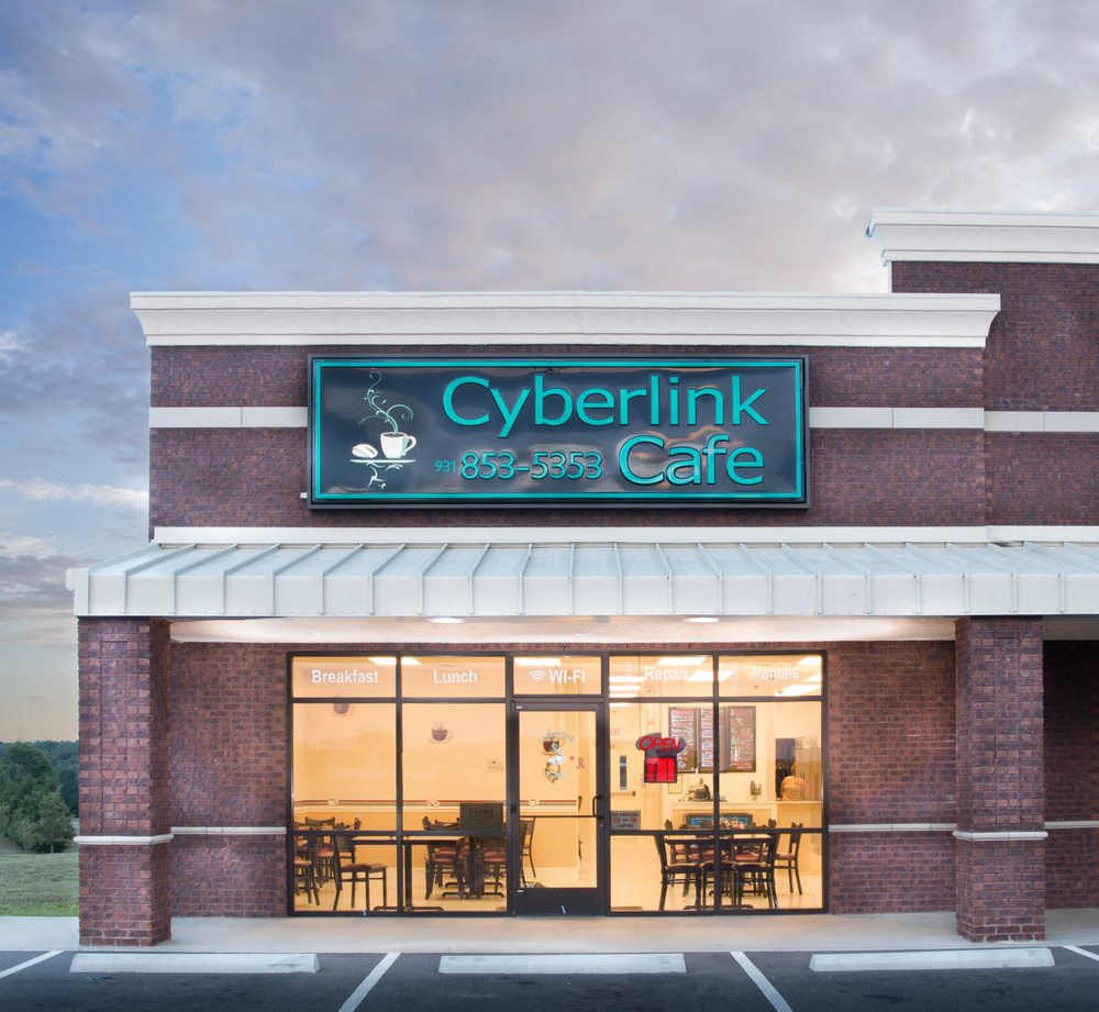 Cyberlink Cafe: 538 N Military, Loretto, TN