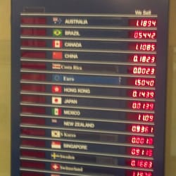 L A Currency Exchange 380 World Way Westchester Los Angeles Ca Phone Number Yelp